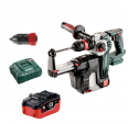 METABO KHA 18 LTX BL 24 QUICK SET ISA - MARTELLO PERFORATORE A BATTERIA